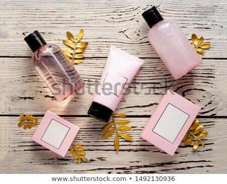 corpo · gel · shampoo · lozione · luce - foto d'archivio © kenishirotie