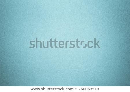 Blau Nachahmung Leder Textur Stock foto © REDPIXEL