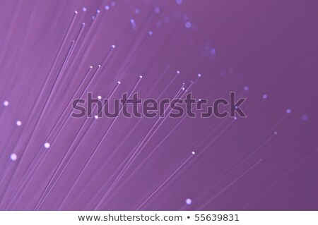 Leylak rengi soyut lif optik lif optik Stok fotoğraf © 72soul