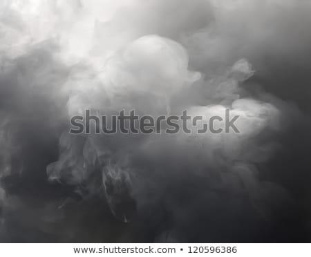 grigio · fumo · bianco · fuoco · luce · design - foto d'archivio © cozyta