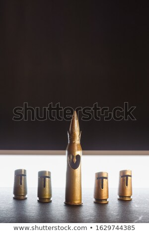 Small caliber ammunition Stock photo © vlad_star