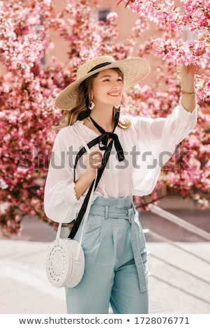 Summer beauty accessorises Stock photo © tannjuska