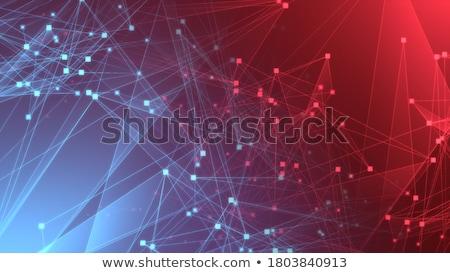 High Tech Red concept background  Stock photo © DavidArts