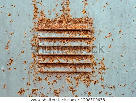 Steel Vents Stock photo © bobkeenan