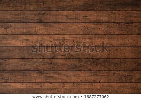 Ahşap duvar dikey hatları doku dizayn Stok fotoğraf © kuligssen