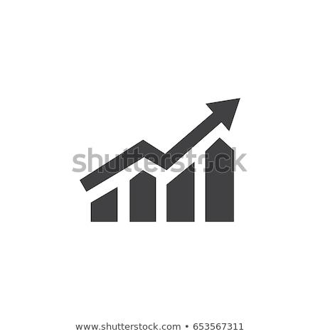 Crescimento ícone música soar botão quadro Foto stock © Myvector