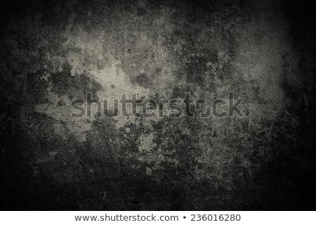 dirty wall block city background stock photo © fotoaloja