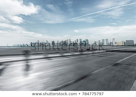 speed on road stock photo © ssuaphoto