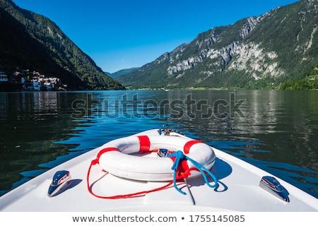 観光客 モーターボート 自然 速度 運動 観光 ストックフォト © bmonteny