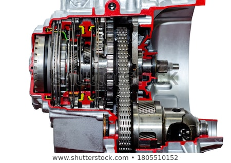 automatic transmission car Stock photo © olira