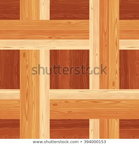 platting parquet seamless floor pattern stock photo © voysla