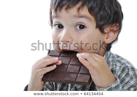 脂肪 · 子供 · 少年 · 幸せ · 医療 · 図面 - ストックフォト © zurijeta