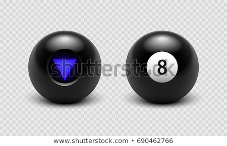 The eight ball  Stock photo © Frankljr