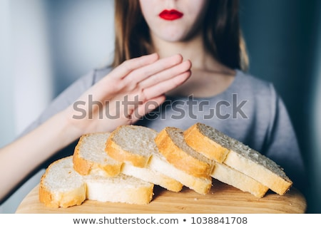 maladie · info · affiche · faible · endommagé · gluten - photo stock © tefi