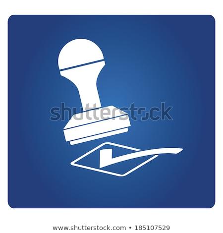保険 · エージェント · 小さな · カップル · 男 - ストックフォト © chrisdorney