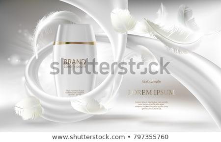 Cosméticos producto envases diseno prima marca Foto stock © SArts