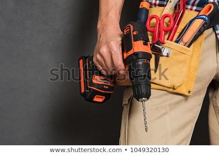 Pover electric tools Stock photo © biv