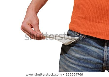 crise · pas · d'argent · argent · Finance · brisé · économie - photo stock © lopolo