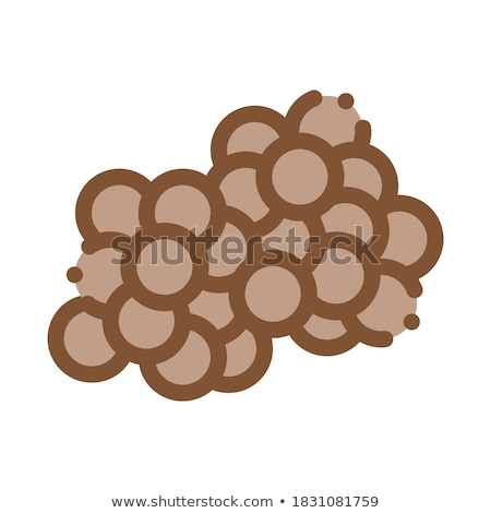Fresh Caviar Eggs Icon Vector Outline Illustration Stock photo © pikepicture