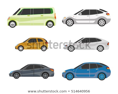 Autó katalógus ikon vektor skicc illusztráció Stock fotó © pikepicture