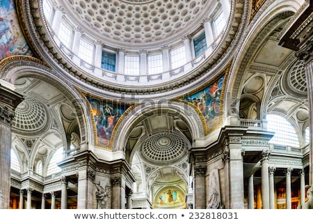 inside the Pantheon Stock photo © dashapetrenko