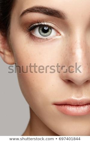Perfeito mulher corpo branco mulheres Foto stock © olira