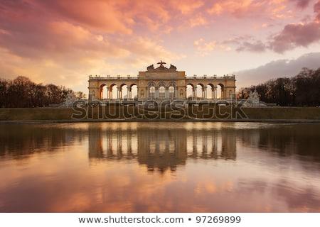 Вена · дворец · саду · Австрия · храма · лет - Сток-фото © andreykr