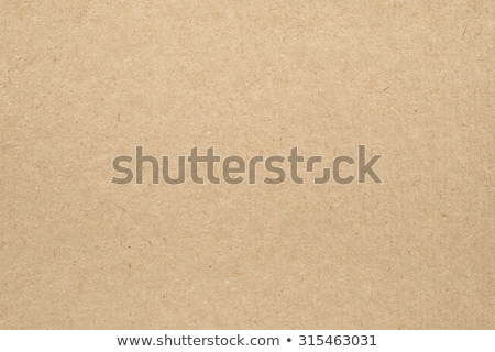Textured Brown Paper Background Stock photo © frannyanne