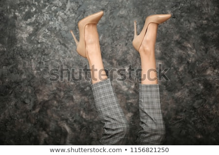 Lady's High Heel Stock photo © cteconsulting