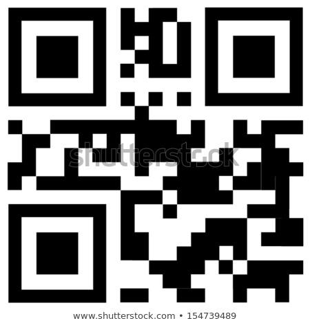 Qrコード 無料 コンピュータ 紙 デザイン 技術 ストックフォト © gladiolus