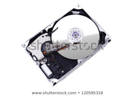 computer hard drive macro photo stock photo © kirill_m