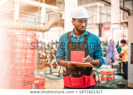 Skillful man Stock photo © pressmaster