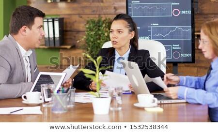 Financial director Stock photo © pressmaster