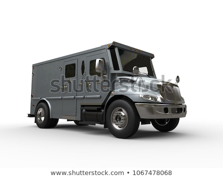 Highway security truck Stock photo © ifeelstock