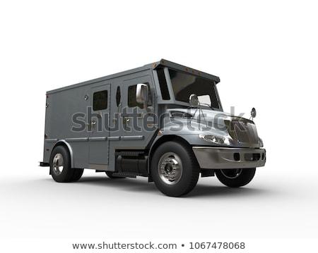 highway security truck stock photo © ifeelstock