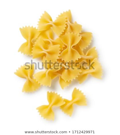 farfalle pasta stock photo © zhekos