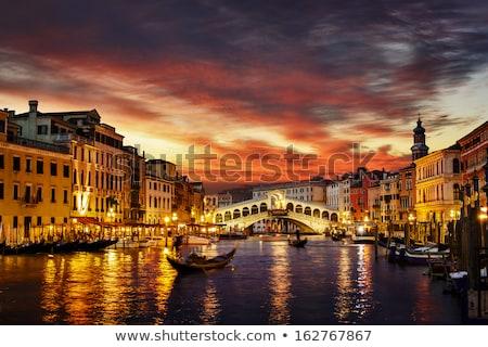 канал Венеция Италия воды город Сток-фото © AndreyKr