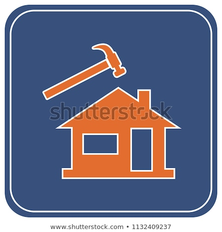 roofer / slater Stock photo © djdarkflower