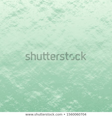 Stock fotó: Texture Of Crumpled Metal Mint Color Background