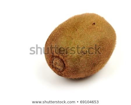 maduro · fruto · kiwi · isolado · branco · comida - foto stock © zurijeta