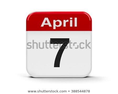 7th April stock photo © Oakozhan
