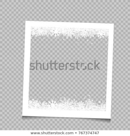 mesaj · parça · kâğıt · çizim · neşeli - stok fotoğraf © romvo