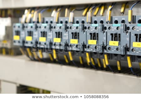 Industrial contactor Stock photo © clarion450