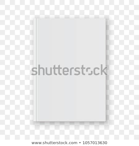 Books transparent background Stock photo © romvo