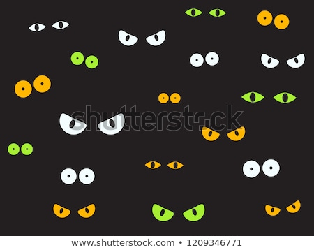 scary eyes background Stock photo © studiostoks