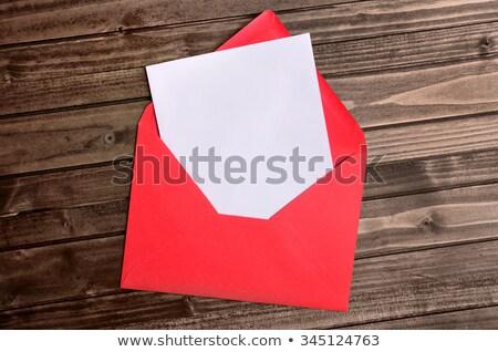 valentine card sample Stock photo © get4net