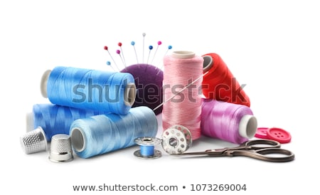 scissors and sewing accessories stock photo © oleksandro