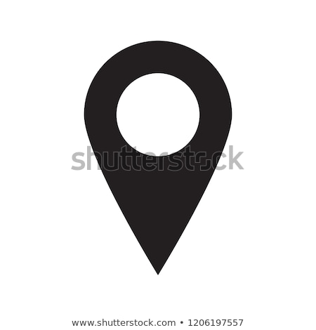 Map Pointer Gps Location Mark App Icon Vector Stock photo © pikepicture