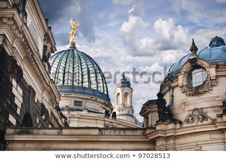 dresden · akademi · sanat · Almanya · ana · Bina - stok fotoğraf © borisb17