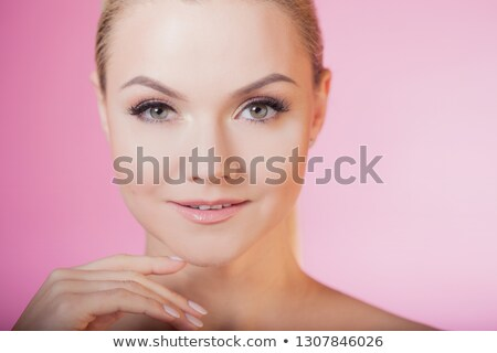 Doce beleza belo sensual mulher jovem Foto stock © rcarner